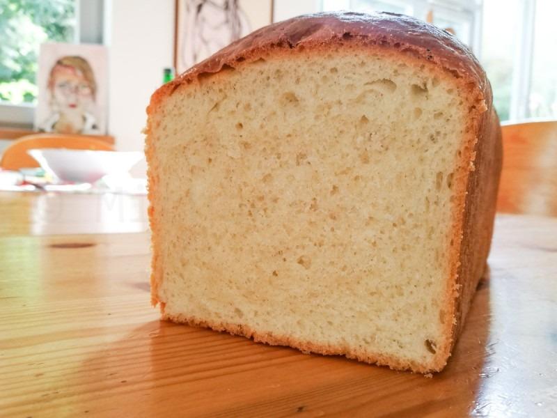 Golden Toast - aber hausgemacht.