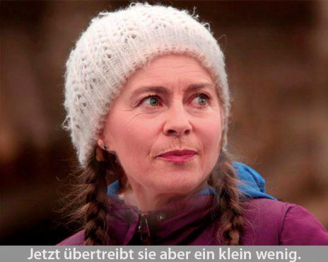 Greta von der Leyen