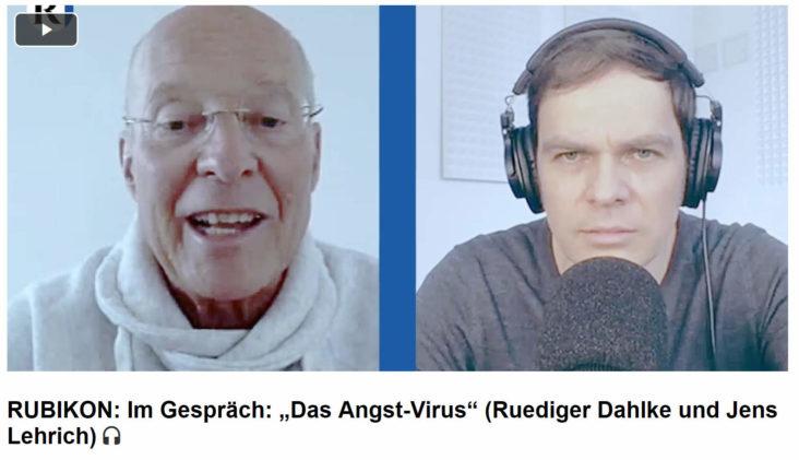Noch mehr Gleichgesinnte unter sich: Dahlke, Lehrich (r.).